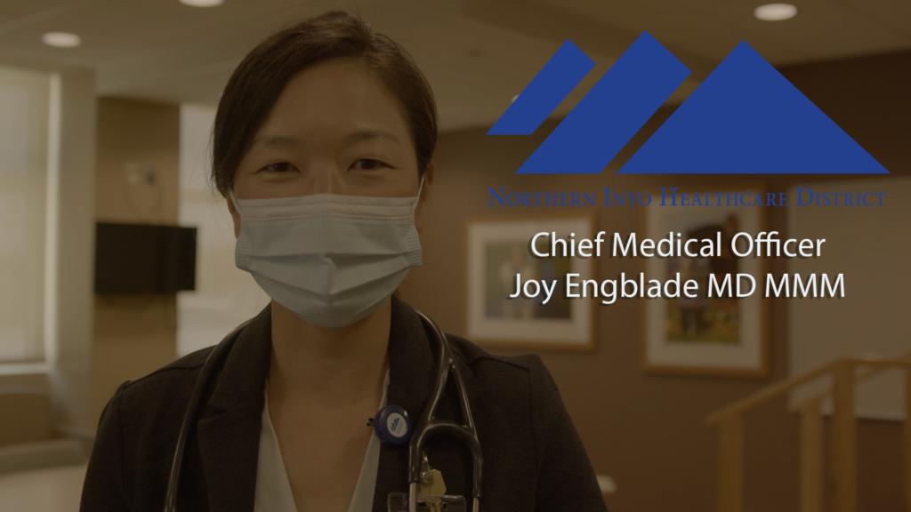 Northern Inyo Hospital – Meet the Admin – CMO Joy Englblade MD